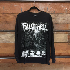 FULL OF HELL - I Am Relenting to the Endless Drone Long Sleeve Shirt (M)