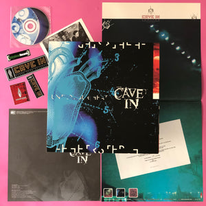 Cave In - Until Your Heart Stops CD (Hydra Head, 2002)