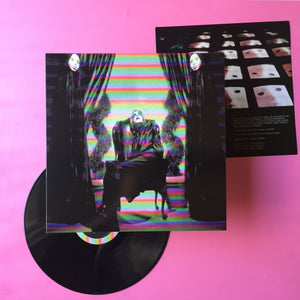 Drab Majesty - Careless LP (Dais, 2015) First pressing