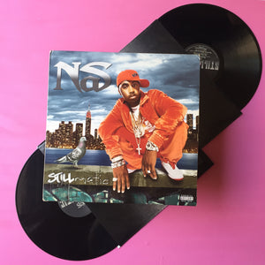 Nas - Still Matic LP (Columbia, 2001)