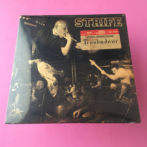 Strife - Live At The Troubadour LP