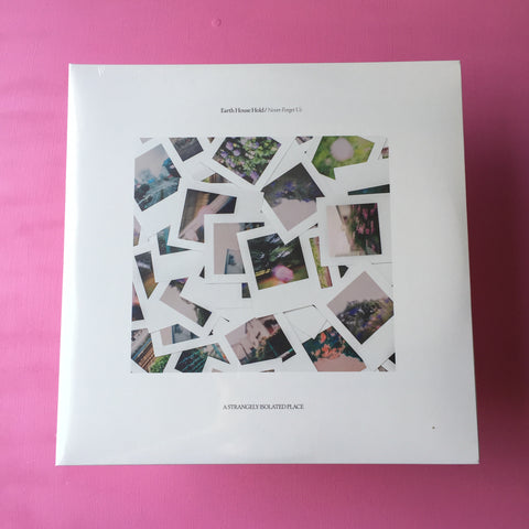 Earth House Hold - Never Forget Us 2xLP (A Strangely Isolated Place, 2018)
