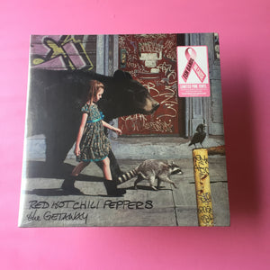 Red Hot Chili Peppers - The Getaway LP
