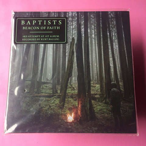 Baptists - Beacon Of Faith LP (Southern Lord, 2018)