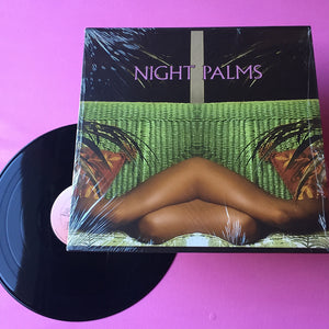 Various Artist - Night Palms LP  (Hobo Camp, 2018)