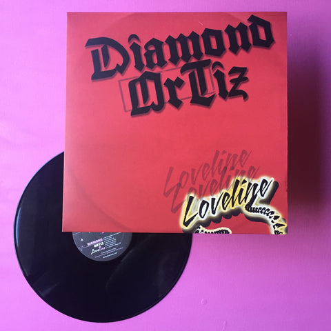 Diamond Ortiz - Loveline LP (Mofunk, 2016)