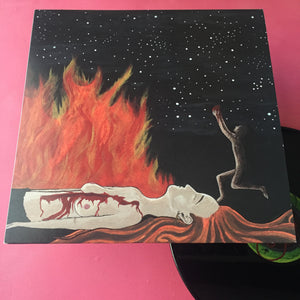 Ancient VVisdom / Charles Manson - split LP