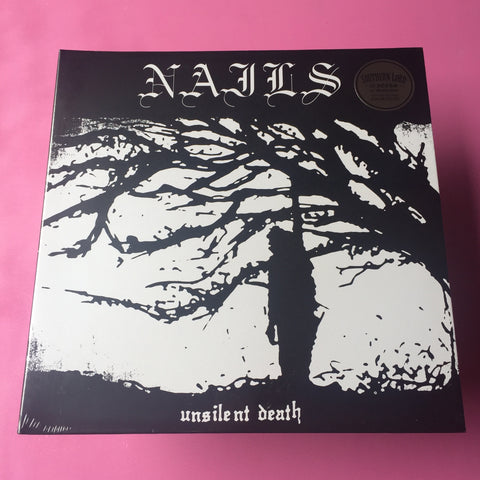 Nails - Unsilent Death LP (Southern Lord, 2017)