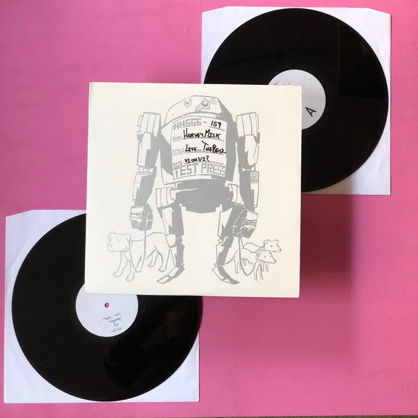 Harvey Milk - Life...The Best Game In Town LP (Hydra Head, 2009)