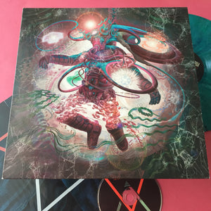 Coheed and Cambria - The Aftermath Descension LP+CD