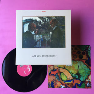 Clotted Symmetric Sexual Organ - Are You Excrements LP