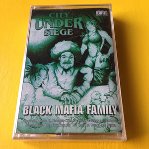 Black Mafia Family - City Under Siege CS
