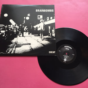 Brainbombs - Cheap LP