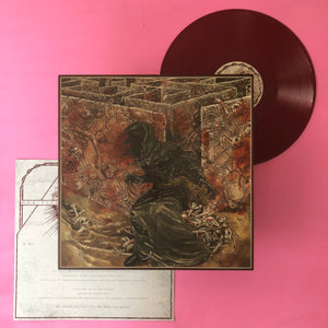 Our Place of Worship Is Silence - With Inexorable Suffering LP