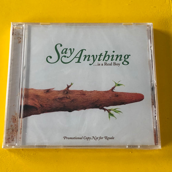 Say Anything - ...is a Real Boy CD (Doghouse/J Records, 2004/2006)
