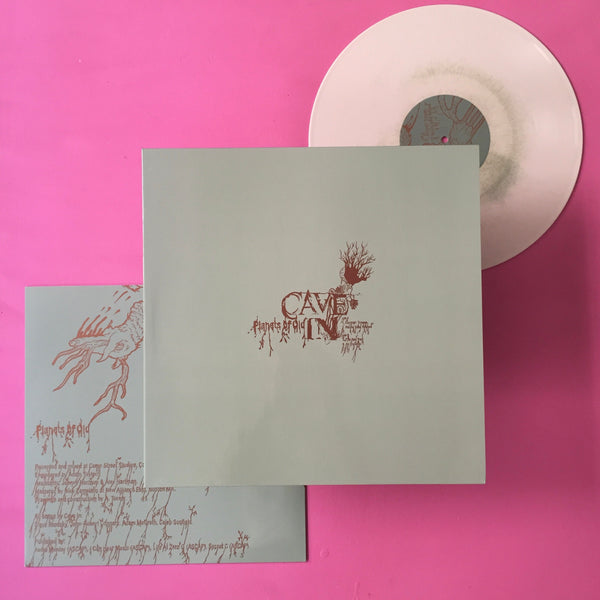 Cave In - Planets Of Old LP (Hydra Head, 2009)