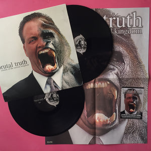 Brutal Truth - Sounds of the Animal Kingdom 2xLP