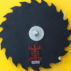 Isis - Sawblade CD (Hydra Head, 1999)