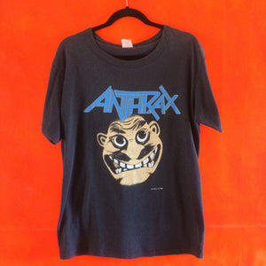 Anthrax - Skull T-shirt (XL)
