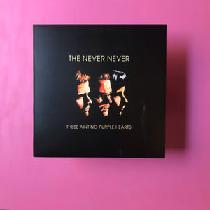 The Never Never - These Aint No Purple Hearts (Hydra Head, 2002)