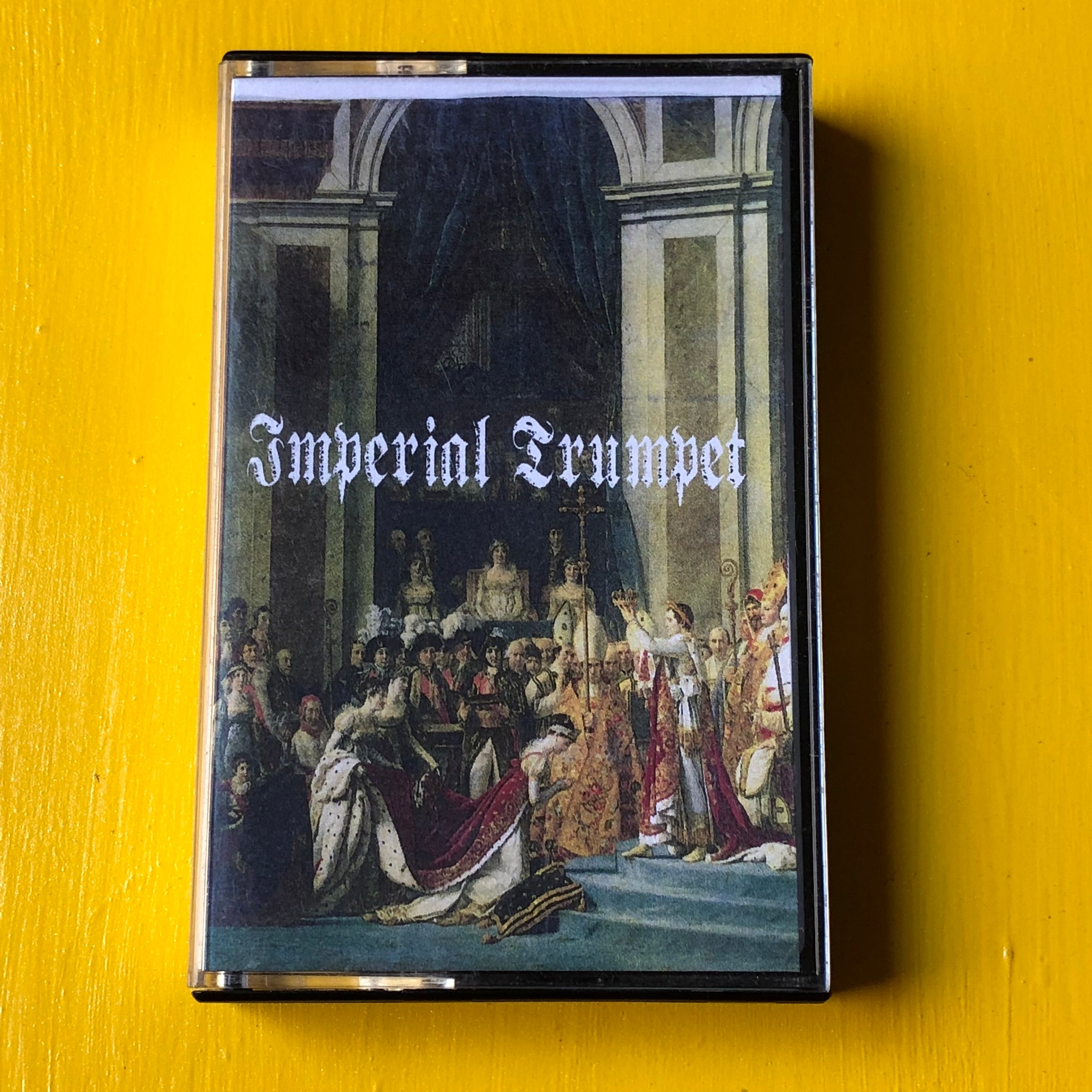 Imperial Trumpet - Rehearsal Demo I CS (House of First Light, 2015)