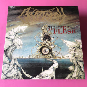 Cryptopsy - Blasphemy Made Flesh LP (War On Music, 2015)