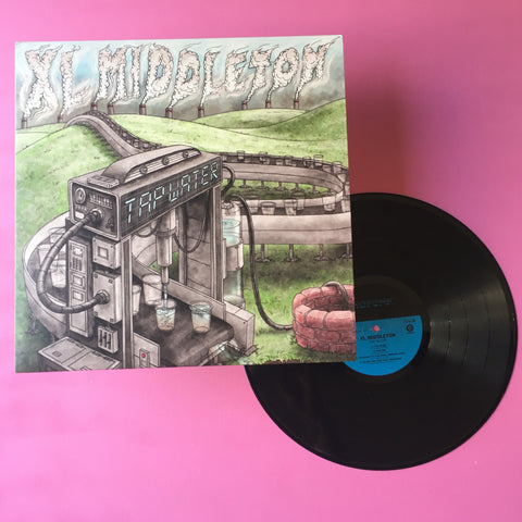 XL Middleton - Tap Water LP (Mofunk, 2015)