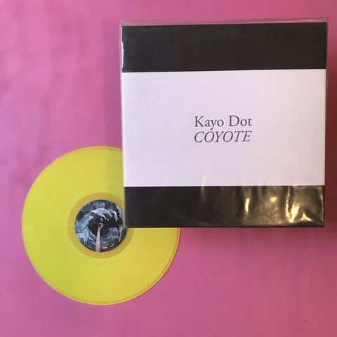 Kayo Dot - Coyote LP