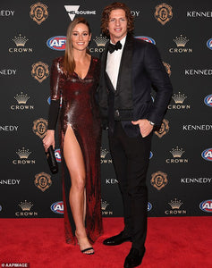 Jonté Designs at the 2019 Brownlow