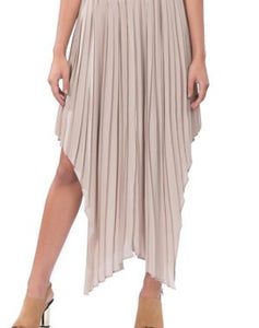 Style Of the Week - Lily Pleated Skirt