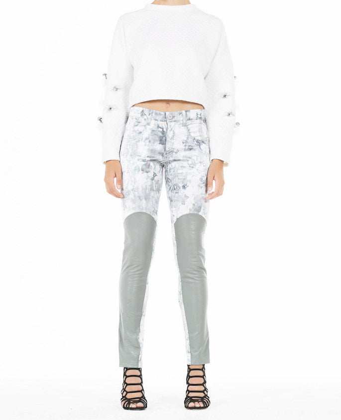 Quarry Leather Pants