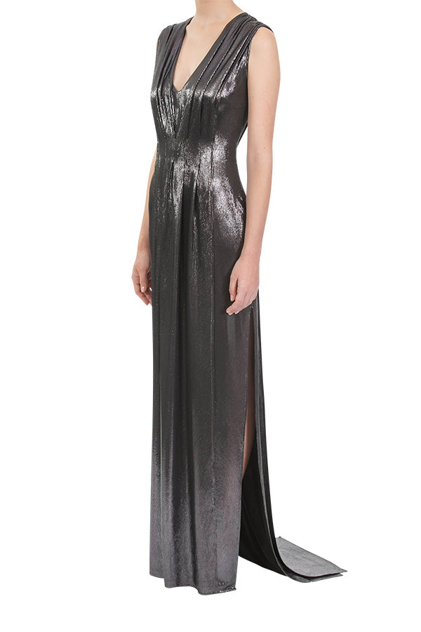 Oil Liquid Gown