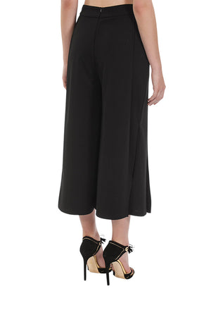Dapper Culottes - Black