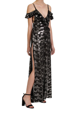 Growing Affection Maxi - Black/Silver
