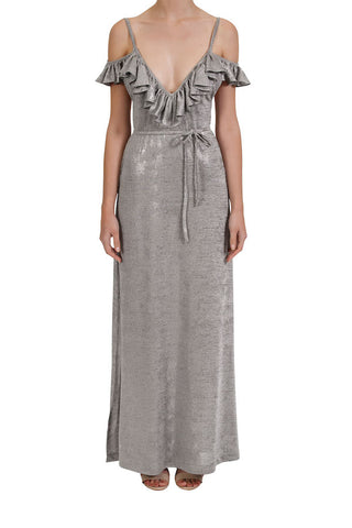 Growing Affection Maxi - Grey/Silver