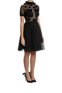 Dreamer Lace Dress - Black