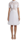 Dreamer Lace Dress - White