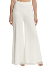 Exhibit Pants - Pearl White
