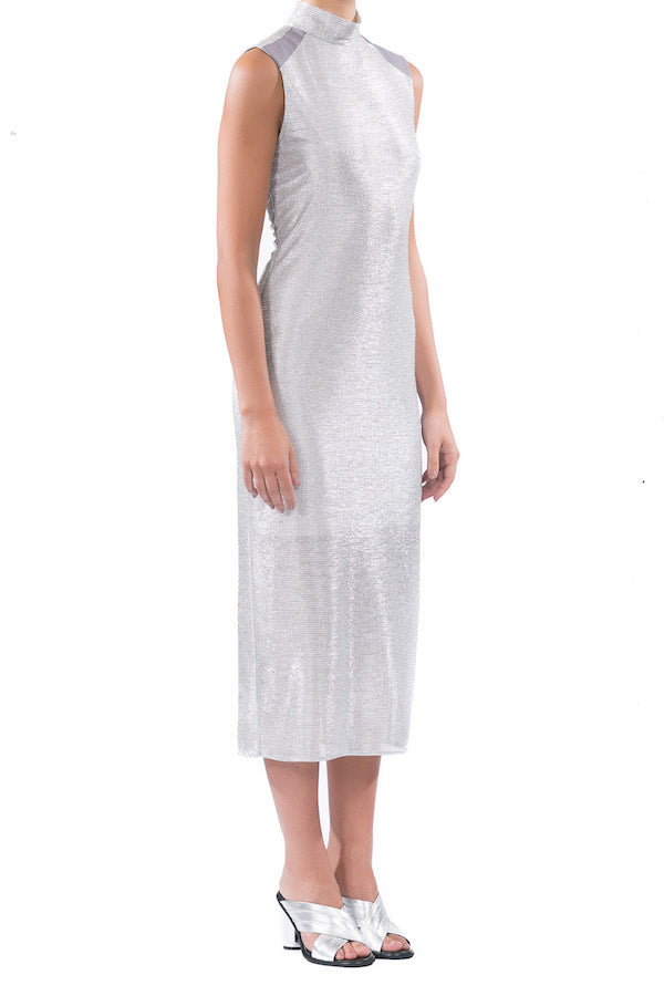 Marcasite Dress - Stirling Silver