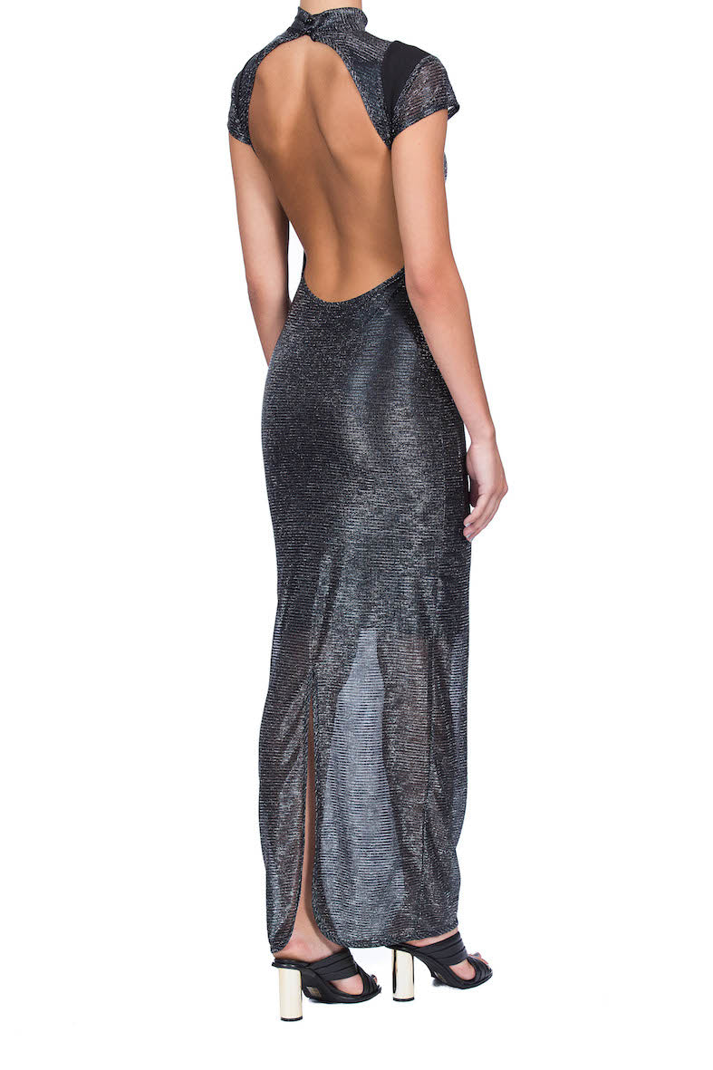 Dion Gown - Black