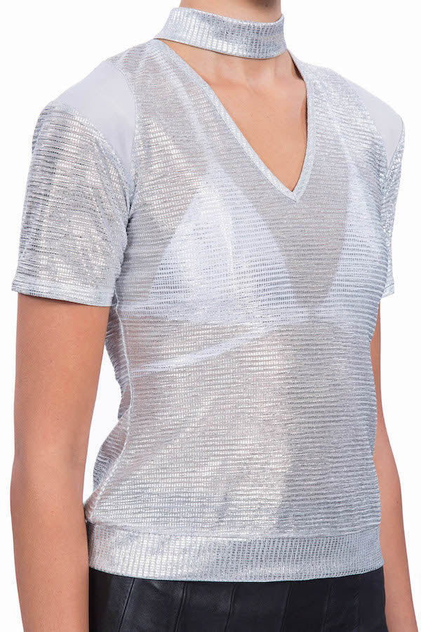 Avalon Top - Stirling Silver
