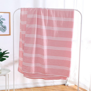 Bamboo Cotton Blanket