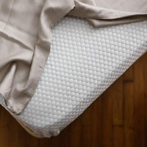 CoolTouch Waterproof Mattress Protector for Cribs