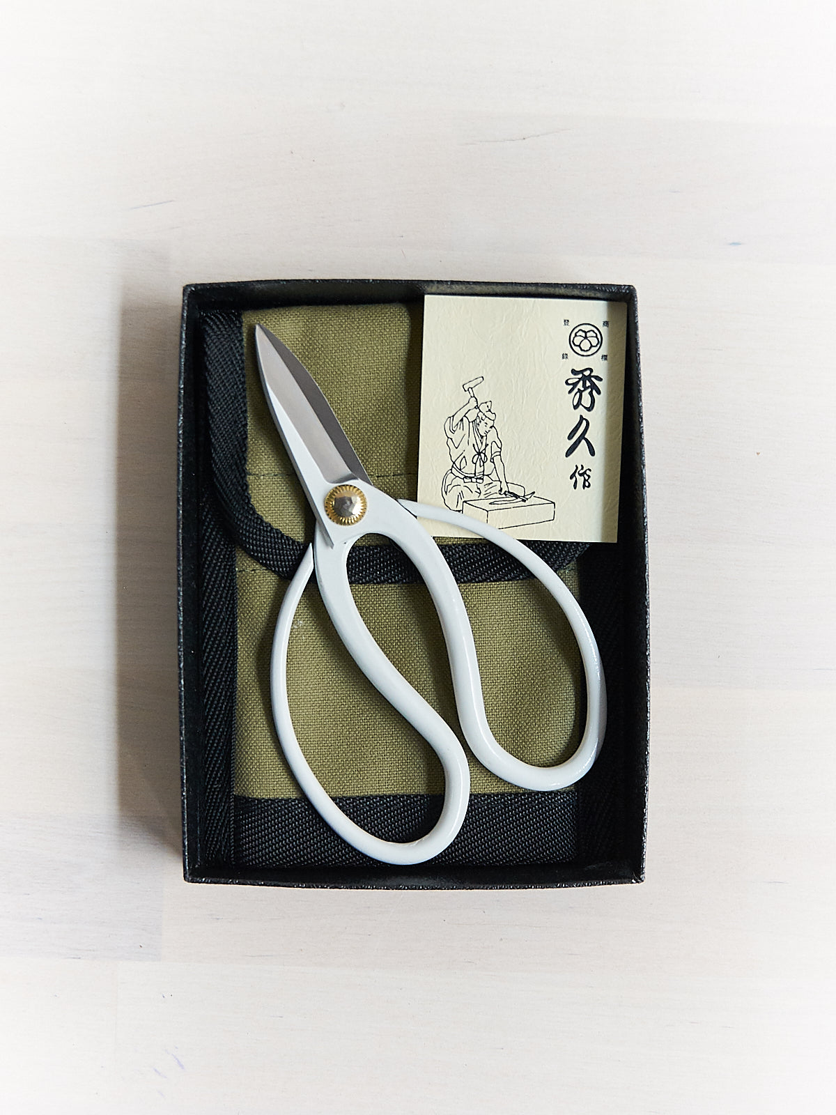 Hidehisa Mini Flower Shears Wholesale