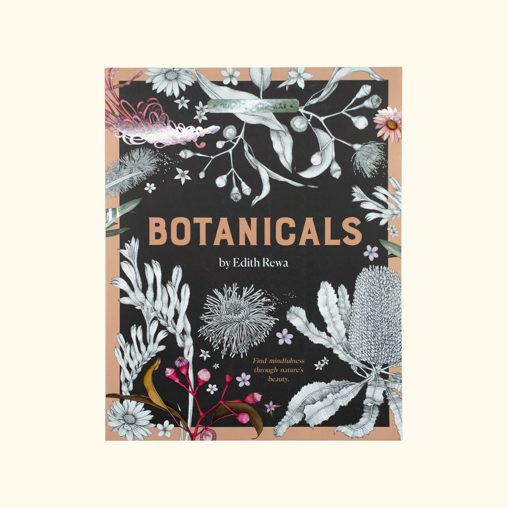 Botanicals, An Adults Colouring Book