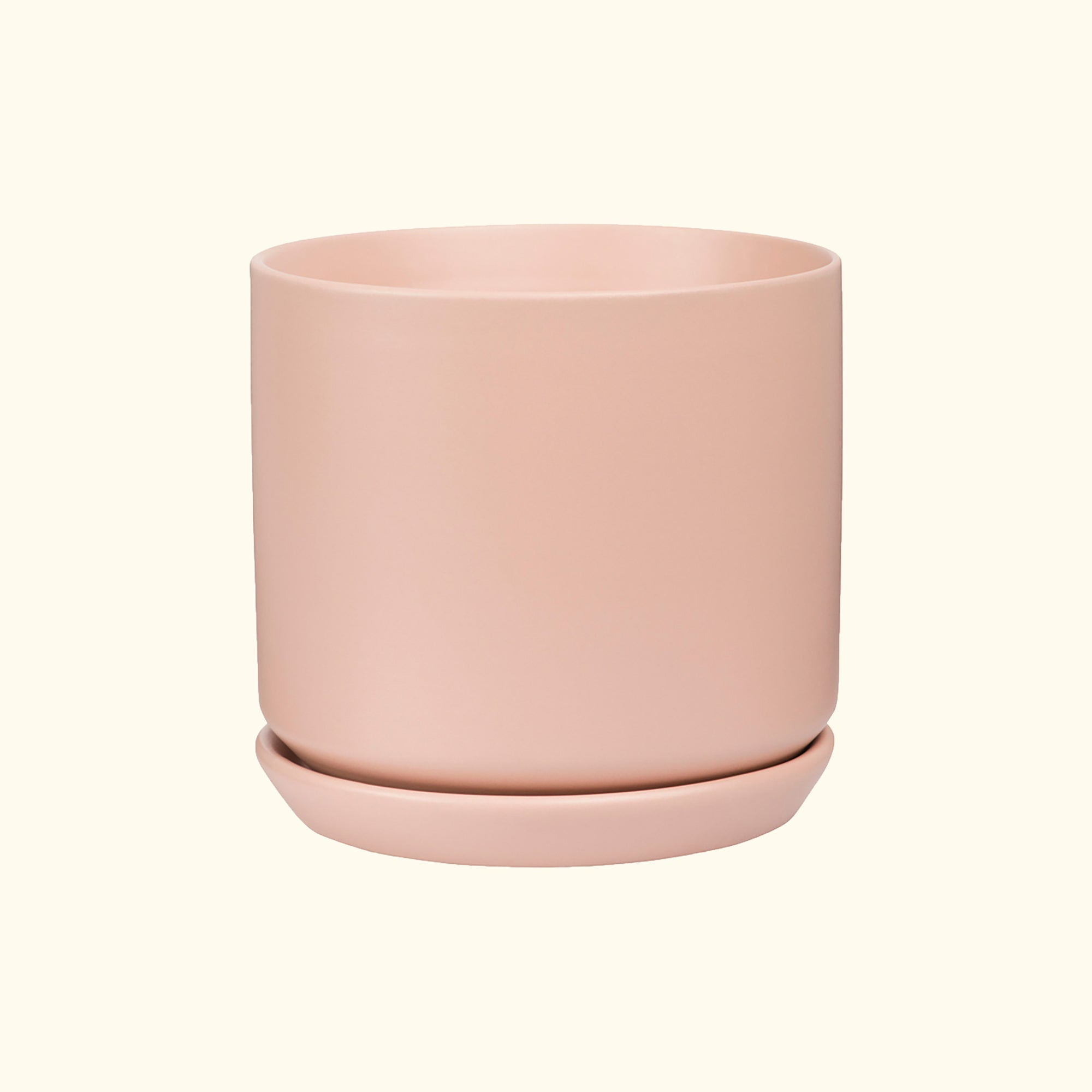 Medium Oslo Planter Peach