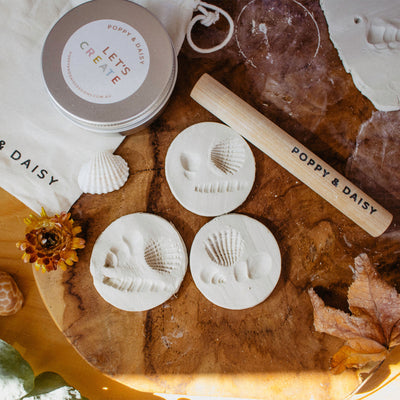 Poppy & Daisy Clay Fossil Mini Kit