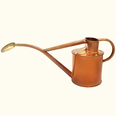 Haws Classic Copper Watering Can