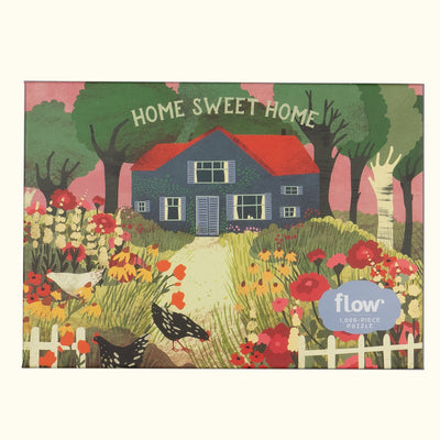 Home Sweet Home 1,000 Piece Puzzle