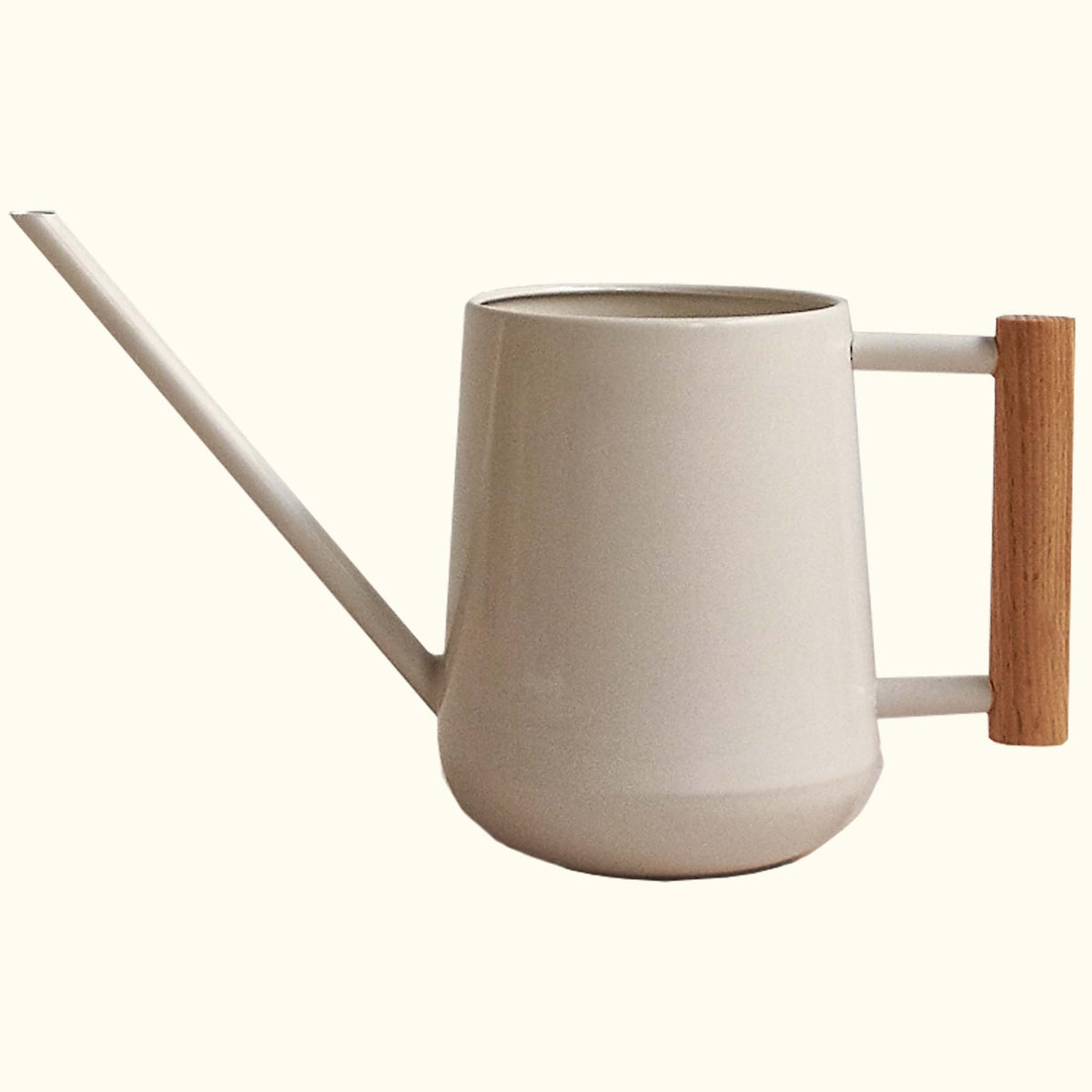 Burgon & Ball Indoor Watering Can - White